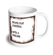 Load image into Gallery viewer, Upholstery mug - Don't take it personal
