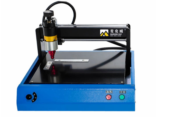 CNC 3020 400W Electric Stainless Steel Metal Marking Machine