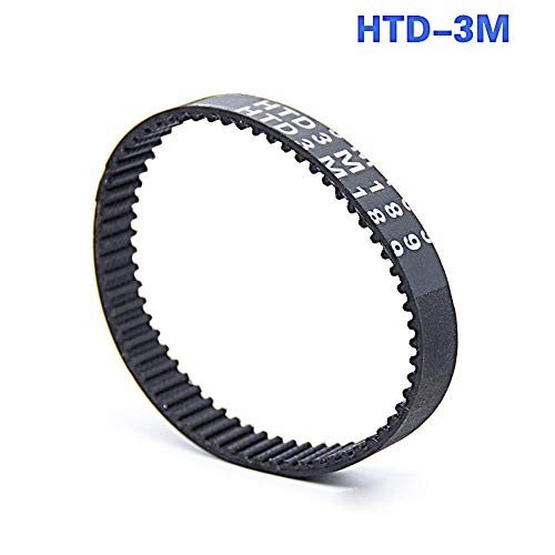 Closed Loop HTD-3m Belt