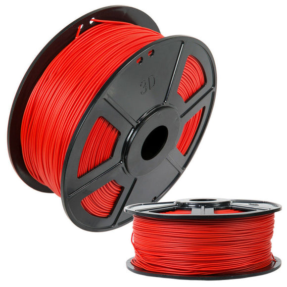 Flexible Filament 0.8kg 1.75mm Red