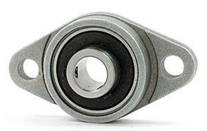 KFL08 Pillow Block Bearing, 8mm