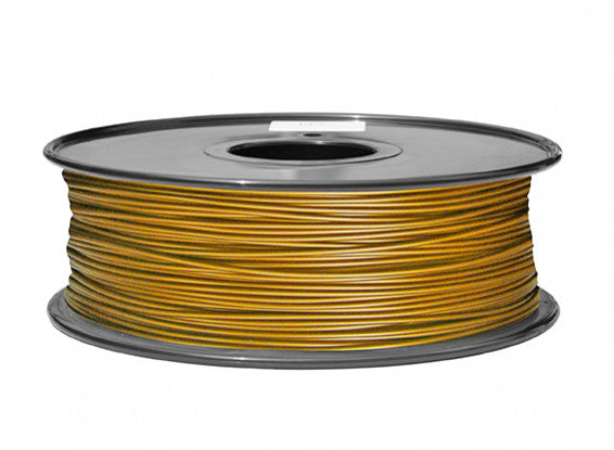 PLA Filament 1kg 1.75mm Gold