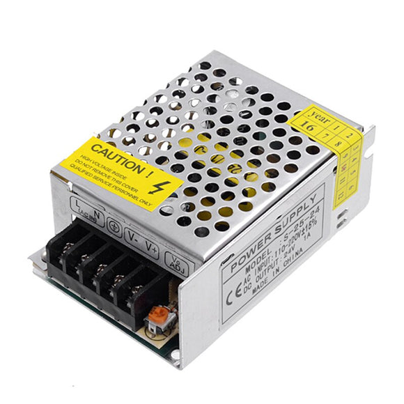 20W 24V 1A Power Supply