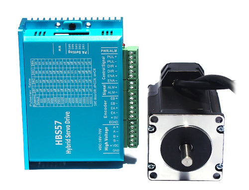 Nema 23 Closed Loop Stepper Motor & Driver