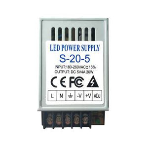 20W 5V 4A Power Supply