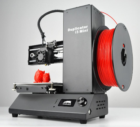 Wanhau Duplicator i3 Mini 3D Printer