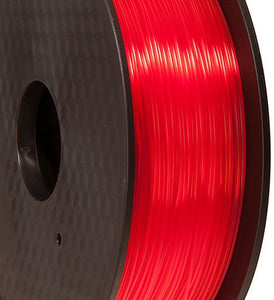 Wanhao PLA Filament 1kg 3mm Red