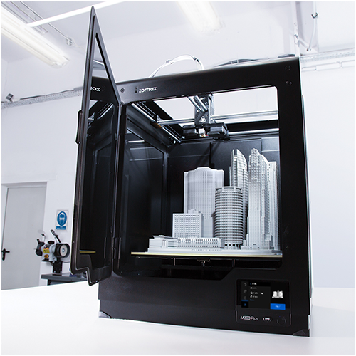 Zortax M300 Plus 3D Printer