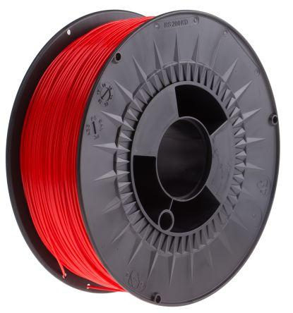 Cron ABS Filament 1kg 1.75mm Red