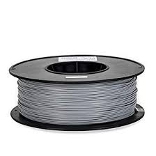 Cron ABS Filament 1kg 1.75mm Silver