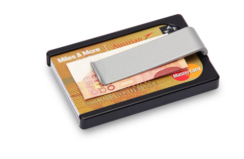 U1 Slim Wallet with Money Clip
