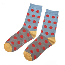Load image into Gallery viewer, Dotty Bamboo Socks