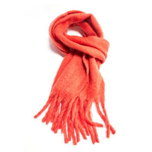 Load image into Gallery viewer, Suki Plain Fluffy Scarf