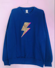 Load image into Gallery viewer, Bolt From The Blue Sweatshirt