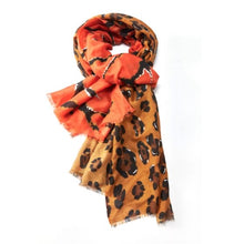 Load image into Gallery viewer, Jacqueline Animal Print Scarf