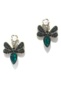 Statement Bee Earrings