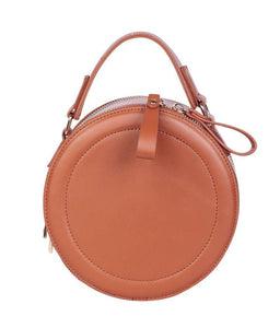 Circular Camera-Style Cross Body Bag