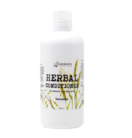 Image of Unscented Herbal Goat Milk Conditioner