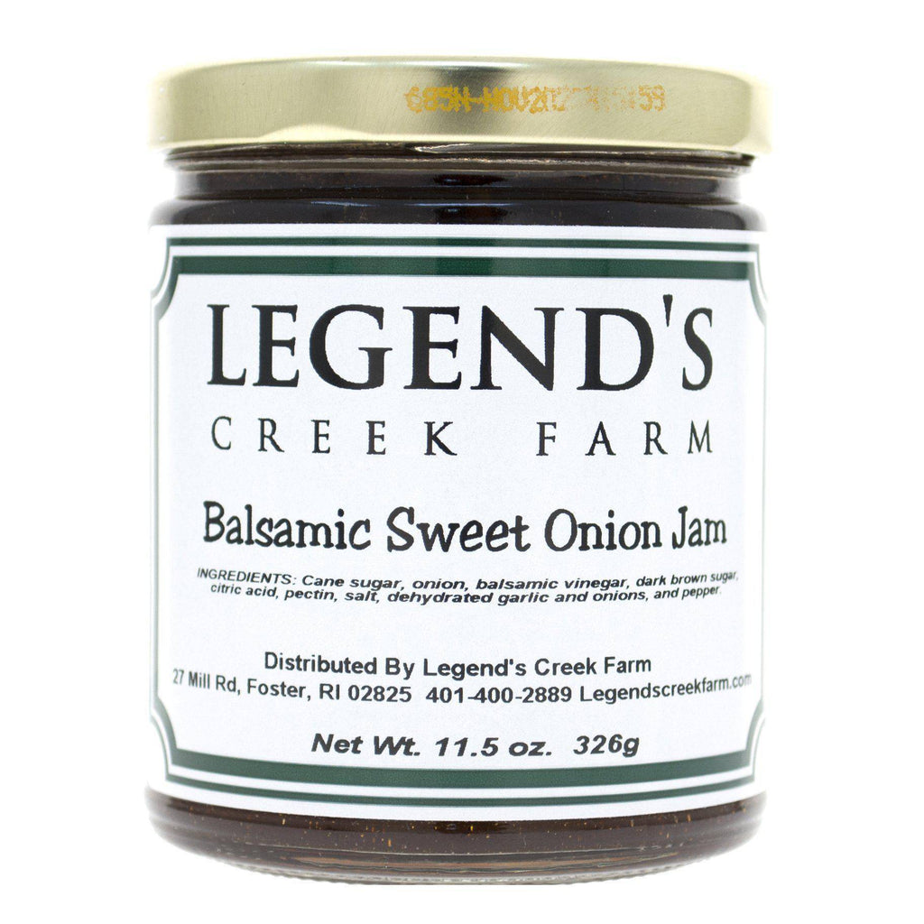 Balsamic Sweet Onion Jam