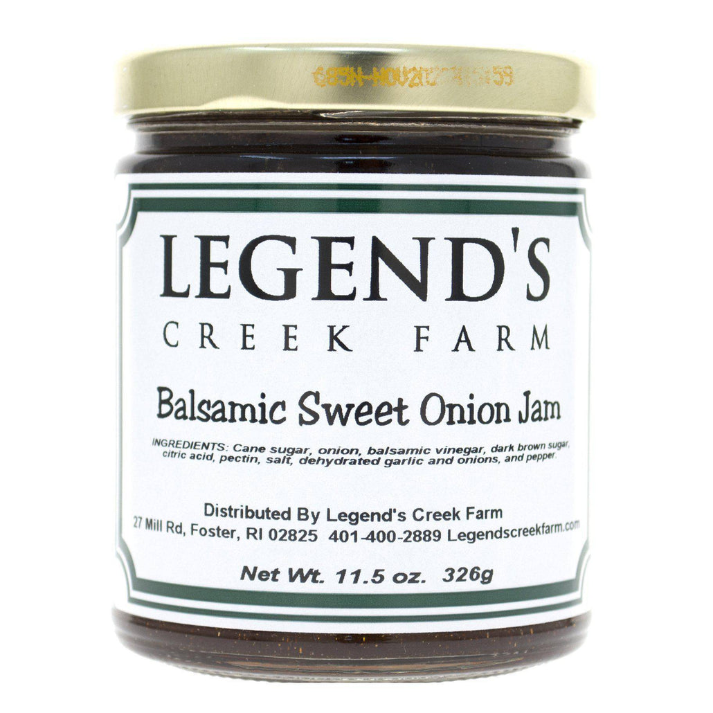 Balsamic Sweet Onion Jam - 11.5 Oz Jar