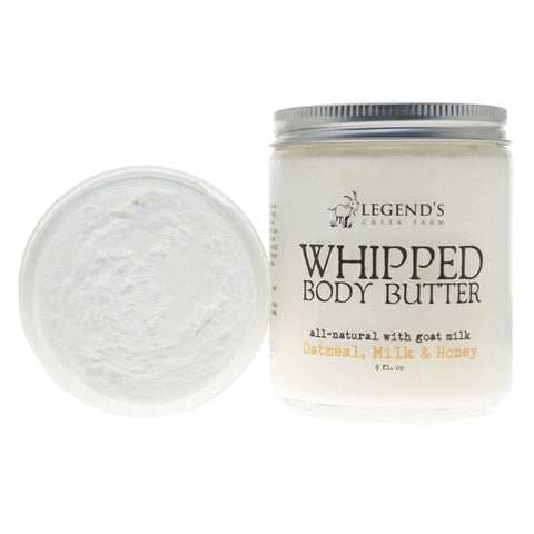 Image of Goat milk body butter