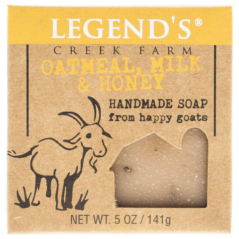 Legend's Creek Farm | Goat Milk Soap, Lotions, Balm & Salve for Sale