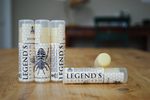 Image of Legend's Creek Farm - Lip Balm 2