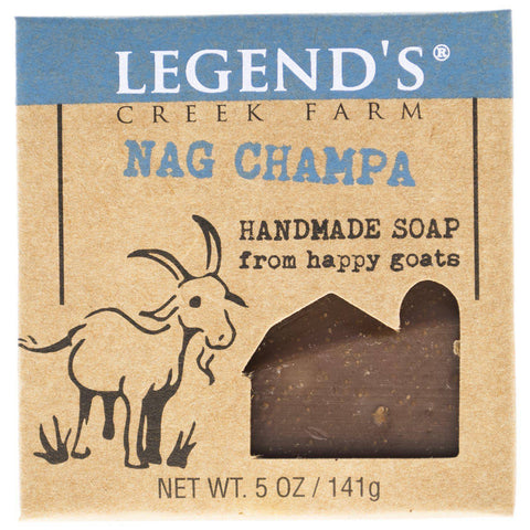 Image of Nag Champa Goat Milk Soap