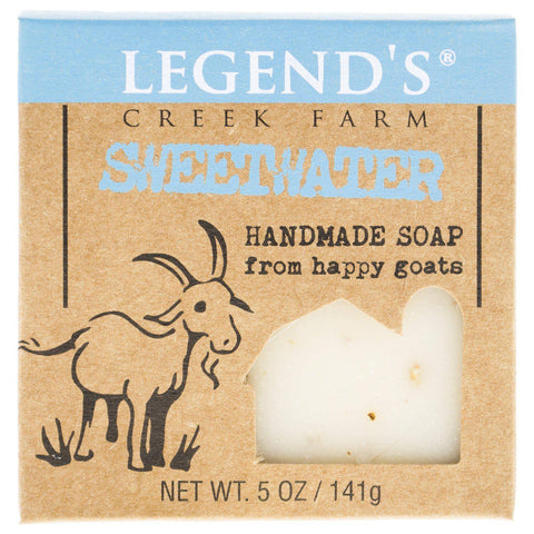Image of Sweetwater Goat Milk Soap