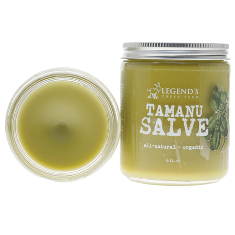 Tamanu & Hemp Herbal Salve