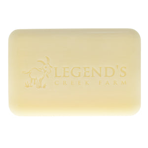 Unscented - Triple Milled Goat Milk Soap - Fragrance Free
