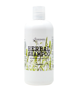 Unscented Herbal Goat Milk Shampoo