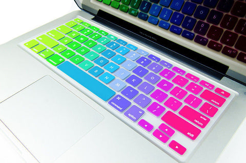 Rainbow Keyboard Cover Skin