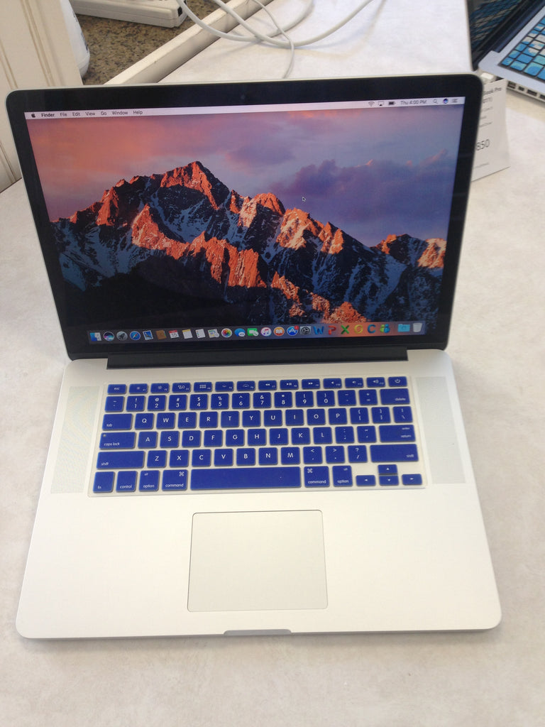 Apple 15-Inch MacBook Pro Retina (Early 2013)