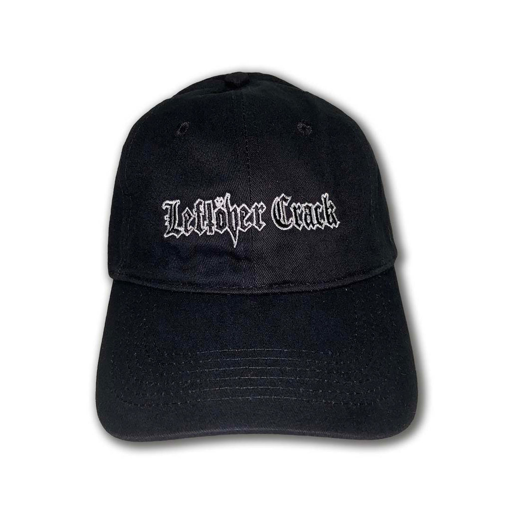 Leftover Crack Logo Embroidered Baseball Hat