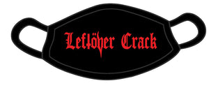 Leftover Crack Logo Mask
