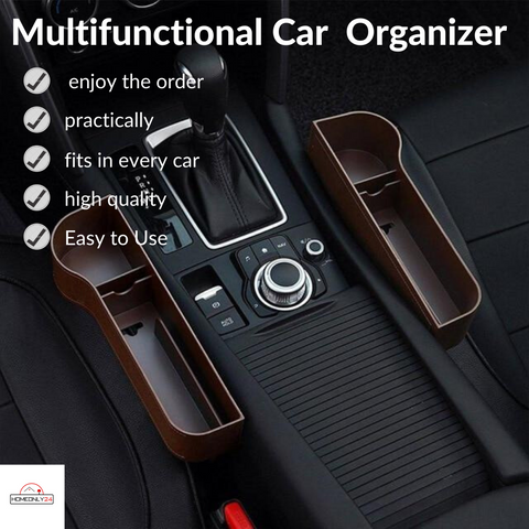 Multifunctional Car Organizer | Safer & More Time | (30% Off) - homeonly24.com