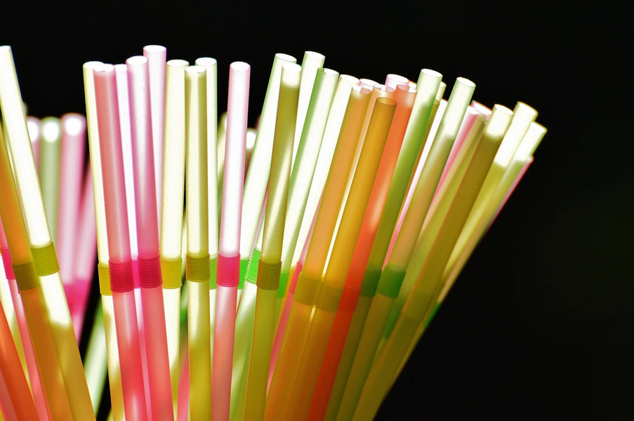 The Rise and Fall of Plastic Straws