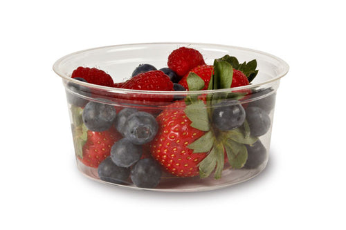 12oz Round Deli Container - BioGreenChoice