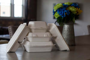 Compostable Takeout Box Products