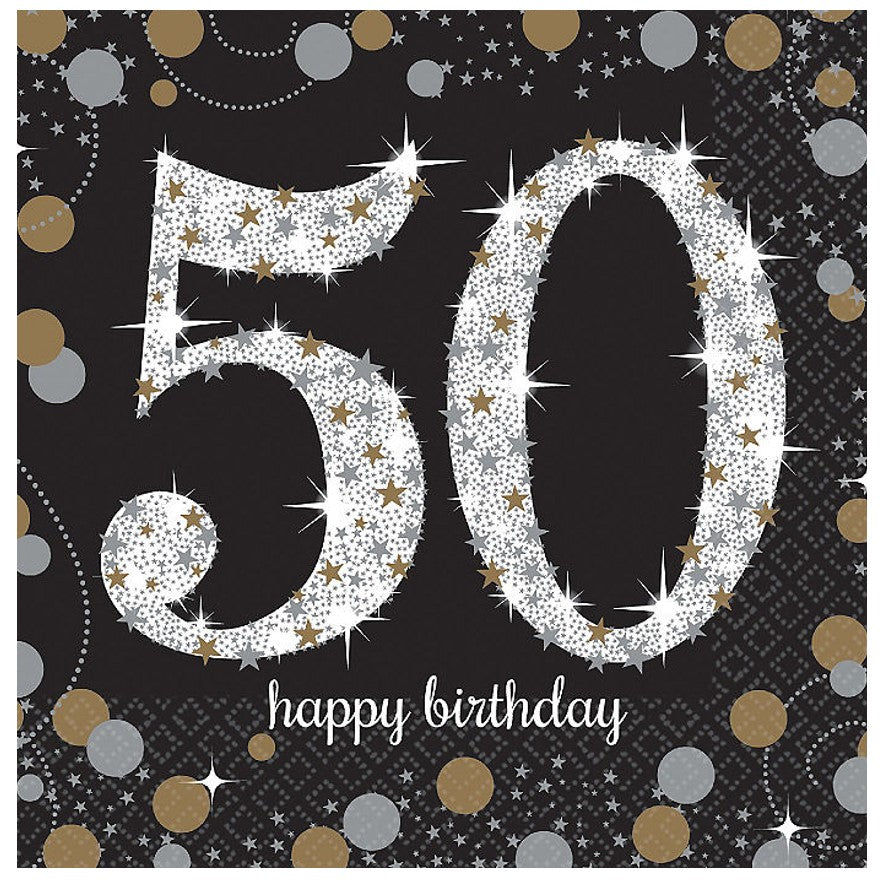 50 Ways to Celebrate your 50th Birthday