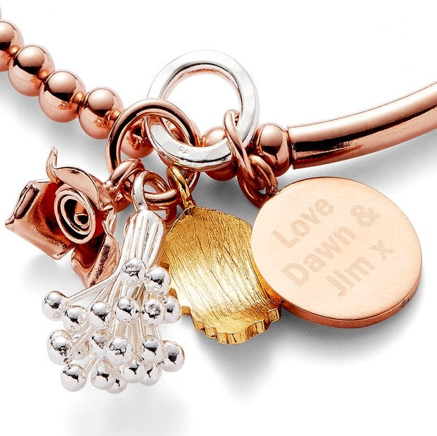 Why are we charmed by charm bracelets?
