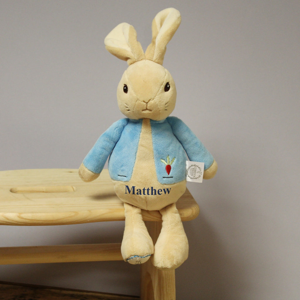 My 1st Peter Rabbit Plush Toy - Oh My Gift