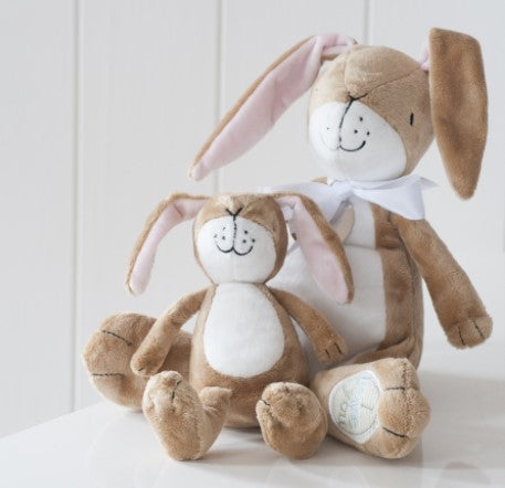 Personalised Nutbrown Hare - big and small sizes
