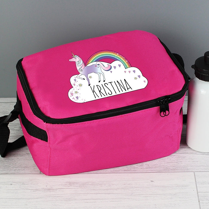 Pink Unicorn Lunch Bag - Oh My Gift