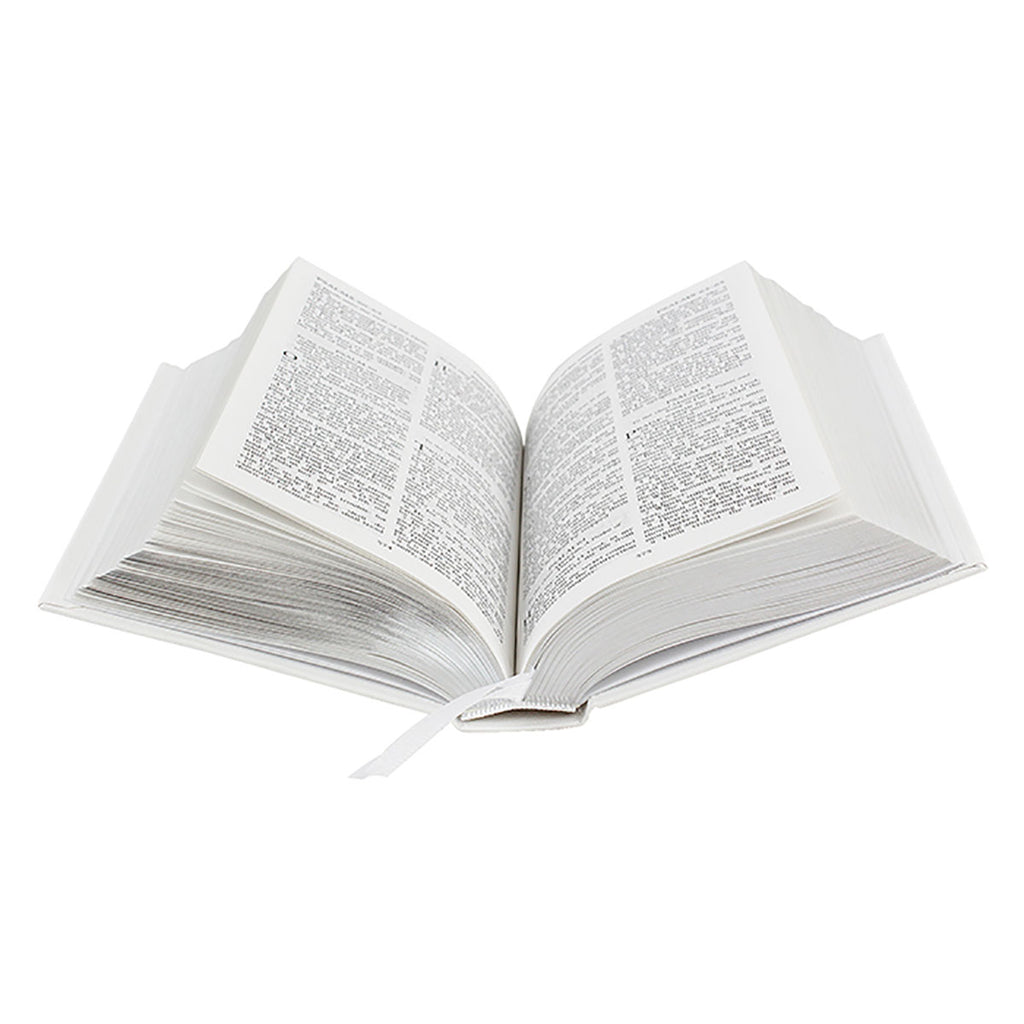 Personalised Message Bible with Open Pages - Oh My Gift