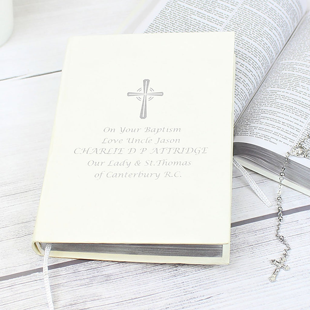 Personalised Message Companion Bible - Oh My Gift