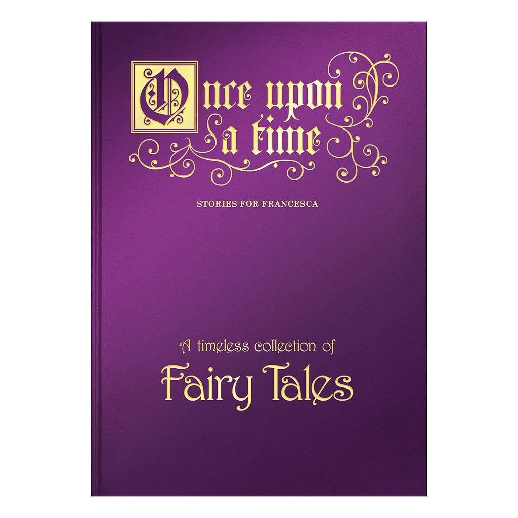 Personalised Fairy Tales Book - Oh My Gift