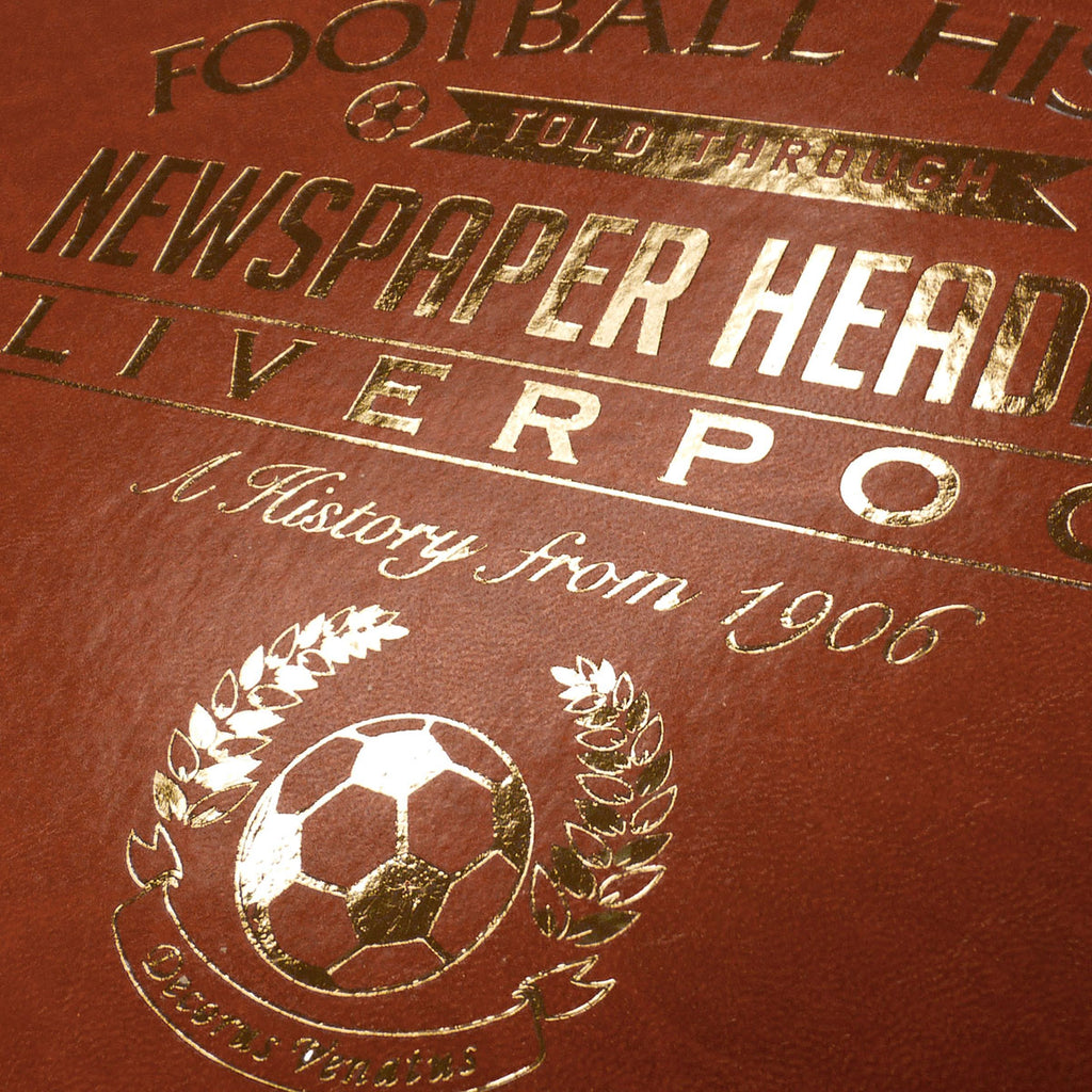 Personalised Football Book from Over 60 Football Clubs - Oh My Gift