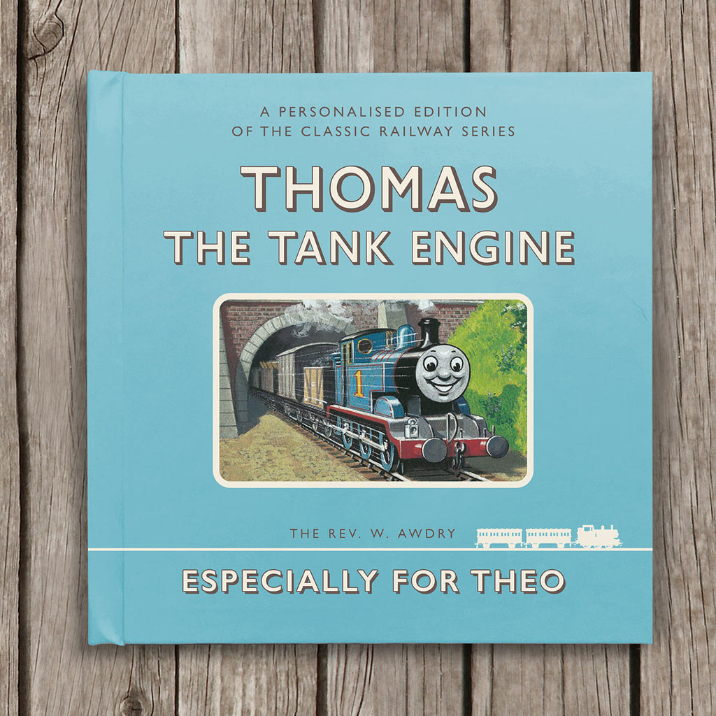 Personalised Heritage Thomas the Tank Engine Book - Oh My Gift